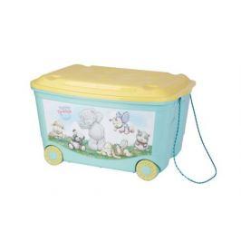 Ящик для игрушек на колёсах Me to You