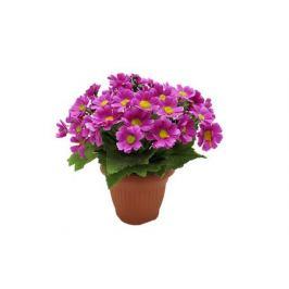 Искусственное растение в горшке Хризантема