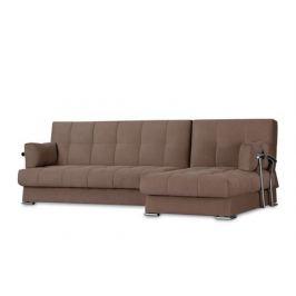 Угловой диван-кровать Делюкс