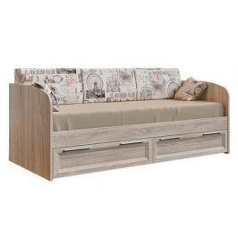 Кровать с ящиками Шервуд