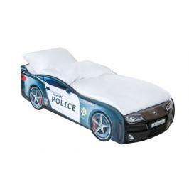 Детская кровать-машина Kiddy