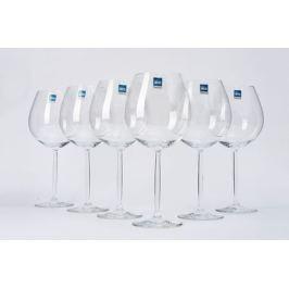 Набор бокалов для вина 839 мл Diva