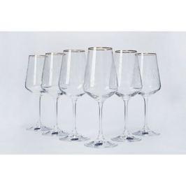 Набор бокалов для вина 350 мл Сандра