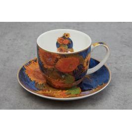 Чашка с блюдцем Великие художники