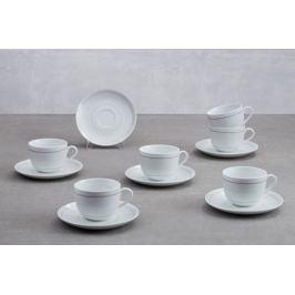 Набор чайных пар на 6 персон Camilla