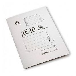 Скоросшиватель Бюрократ SK360 картон 0.8мм 360г/м2 белый 200 шт./кор.