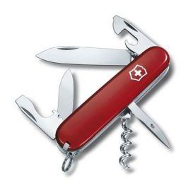Складной нож VICTORINOX Spartan, 12 функций, 91мм, красный