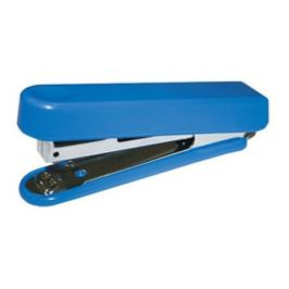 Степлер Kw-Trio 5101BLUE N10 (10листов) встроенный антистеплер синий 50скоб металл/пластик 12 шт./кор.