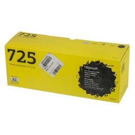 Картридж T2 725, TC-C725, черный