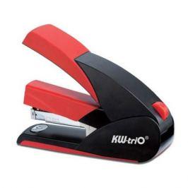 Степлер настольный Kw-Trio 5652BK/RED Lever-Tech 24/6 26/6 (20листов) снижение усилия черный/красный 12 шт./кор.