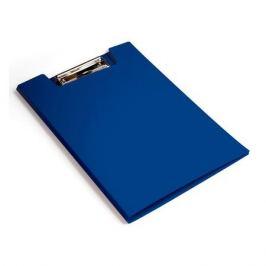 Папка клип-борд Бюрократ -PD602BLU A4 пластик 1.2мм синий 20 шт./кор.