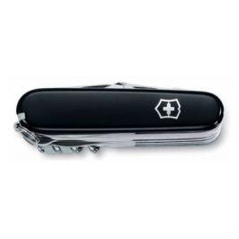 Складной нож VICTORINOX SwissChamp, 33 функций, 91мм, черный