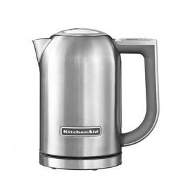 Чайник электрический KITCHENAID 5KEK1722, 2400Вт, серебристый матовый