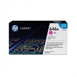 Картридж HP 646A, пурпурный [cf033a]