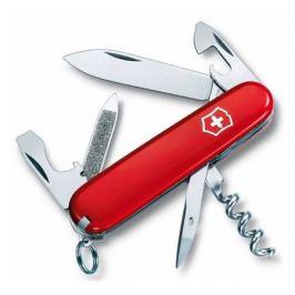 Складной нож VICTORINOX Sportsman, 13 функций, 84мм, красный