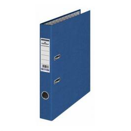 Папка-регистратор Durable 3220-07 A4 50мм бумвинил синий 25 шт./кор.