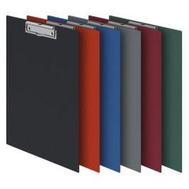 Папка-планшет Durable 4201-32 ПВХ темно-зеленый прижим 35х23см 45 шт./кор.