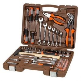 Набор инструментов OMBRA OMT75S, 75 предметов [55460]