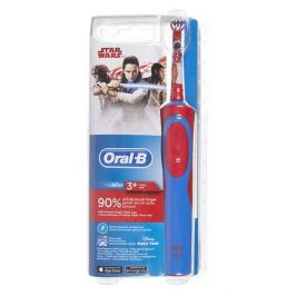 Электрическая зубная щетка ORAL-B Stages Power StarWars, цвет: красный [80285306]
