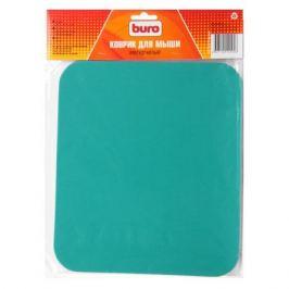 Коврик для мыши BURO BU-CLOTH, зеленый [bu-cloth/green]