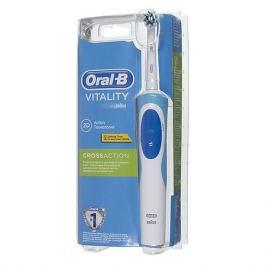 Электрическая зубная щетка ORAL-B Vitality CrossAction, цвет: синий [4210201043546/4210201043508]
