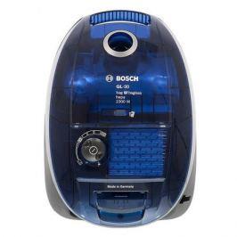 Пылесос BOSCH BSGL32383, 2300Вт, синий