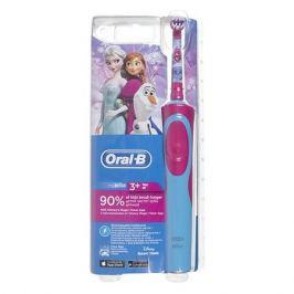 Электрическая зубная щетка ORAL-B Stages Power Frozen, цвет: голубой [80279915]