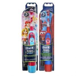 Электрическая зубная щетка ORAL-B DB4, цвет: красный [84850536/80250540]