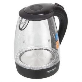 Чайник электрический REDMOND RK-G161, 2200Вт, черный