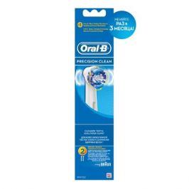 Сменные насадки для электрической зубной щетки ORAL-B Precision Clean 2 шт [81317994]