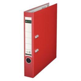 Папка-регистратор Esselte Leitz 10151225P A4 50мм пластик красный