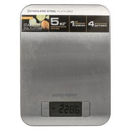 Весы кухонные REDMOND RS-M723, серебристый
