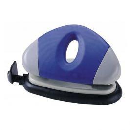 Дырокол Kw-Trio UFO Mini 90EO макс.:10лист. металл/пластик ассорти отв.:2 с линейкой 12 шт./кор.