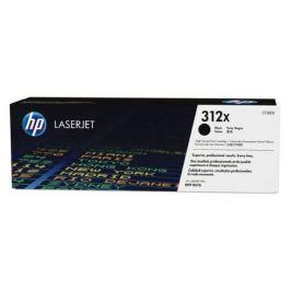 Картридж HP 312A, черный [cf380x]