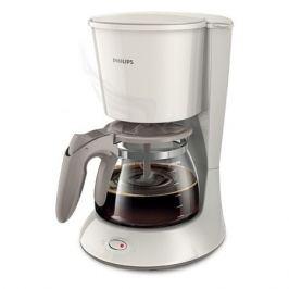 Кофеварка PHILIPS HD7447/00, капельная, белый