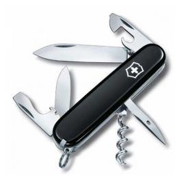 Складной нож VICTORINOX Spartan, 12 функций, 91мм, черный