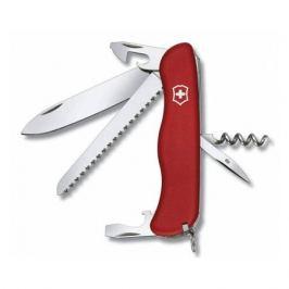 Складной нож VICTORINOX Rucksack, 14 функций, 111мм, красный