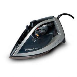 Утюг PANASONIC NI-WT980LTW, 2800Вт, серебристый/ черный
