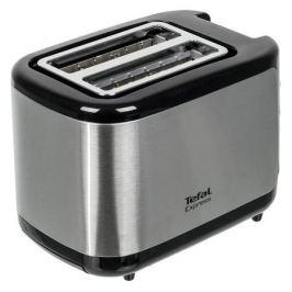 Тостер TEFAL TT365031, серебристый/черный [7211002582]