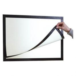 Магнитная рамка DURABLE DURAFRAME Poster, настенная, прямоугольная, A2, 465х639 мм, черный [4995-01]