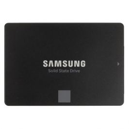 SSD накопитель SAMSUNG 860 EVO MZ-76E250BW 250ГБ, 2.5