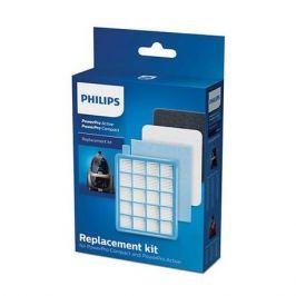 Набор фильтров PHILIPS FC8058/01, для пылесосов серий FC863X и FC847X