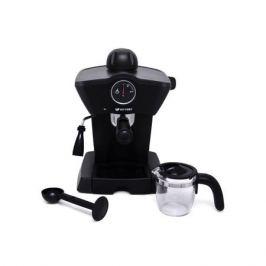 Кофеварка KITFORT КТ-706, эспрессо, черный