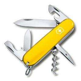 Складной нож VICTORINOX Spartan, 12 функций, 91мм, желтый