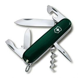 Складной нож VICTORINOX Spartan, 12 функций, темно-зеленый