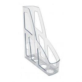Лоток вертикальный Стамм ЛТ130 Лидер 300x250x75мм прозрачный пластик