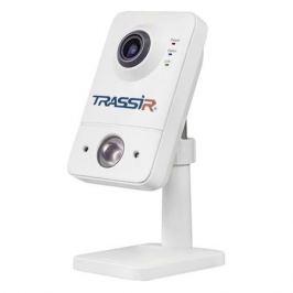 Видеокамера IP TRASSIR TR-D7111IR1W, 2.8 мм, белый