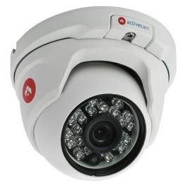 Видеокамера IP TRASSIR TR-D8121IR2, 1080p, 3.6 мм, белый