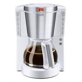 Кофеварка MELITTA Look IV de luxe, капельная, белый [6708023]