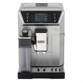 Кофемашина DELONGHI ECAM550.75.MS, серебристый